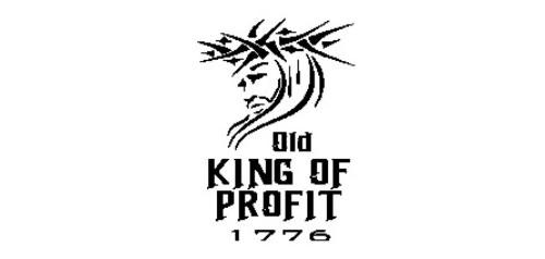 老人头图形+英文oldkingofprofit1776